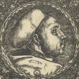 마르탱 루터 초상화