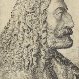 알베르 뒤레의 초상화