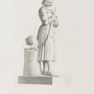잔 다르크 상 (像)