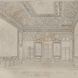 집록 왕실 지역 - 베르사유 궁