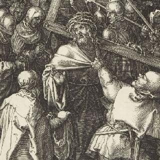 그리스도의 수난 (1507-1513). 십자가 짊어지기 이미지