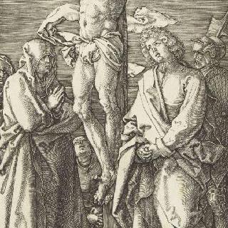 그리스도의 수난 (1507-1513). 십자가 수난도
