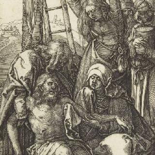 그리스도의 수난 (1507-1513). 애통