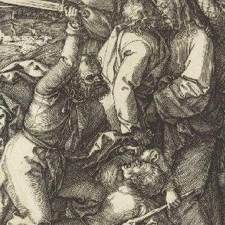 그리스도의 수난 (1507-1513). 그리스도의 체포