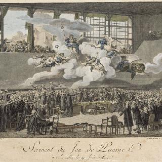 줴드폼 선서, 1789년 6월 20일