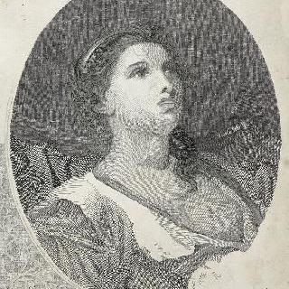 여자 초상화