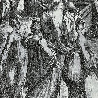 무덤 곁에 있는 세 명의 마리아
