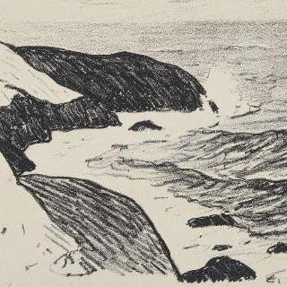 헤불루 해안 절벽