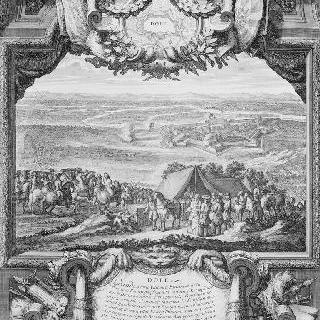 1674년 6월 돌 공략
