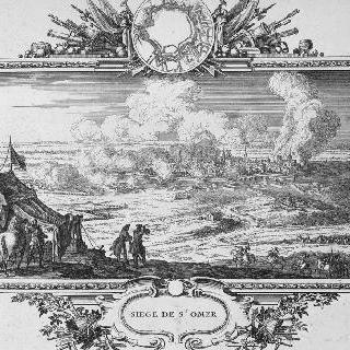 생토메르 공략, 1677년