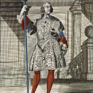 망슈 수비병 (루이 15세 시대)
