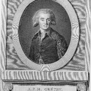 앙드레 에르네스트 크레트리의 초상화 (1741-1813)