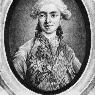 루이-스타니슬라스-크자비에 드 프랑스 (1755-1824) -프로방스 백작