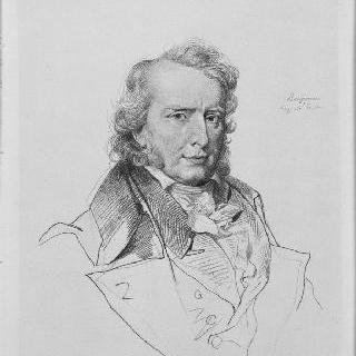 1830년의 벵자맹 콩스탕 (1767-1830)