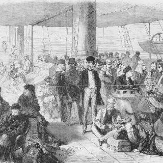1869년 11월 수에즈 운하 개통식