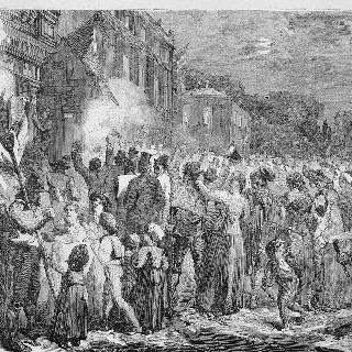 1860년 4월 니스, 프랑스로 병합