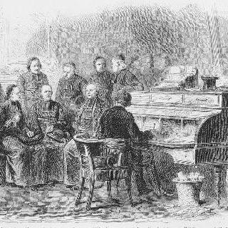 1871년 파리 코뮌 일화