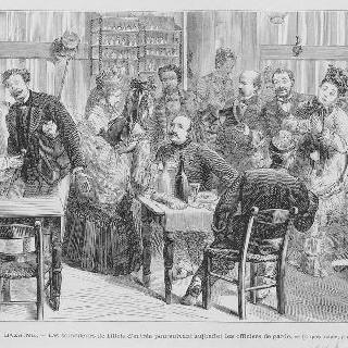 바젠 원수의 재판, 1873년 10월-12월