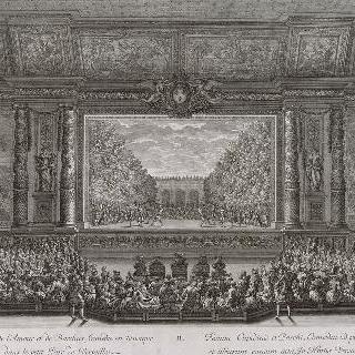 베르사유 궁에서 루이 14세가 베푼 1668년의 축제