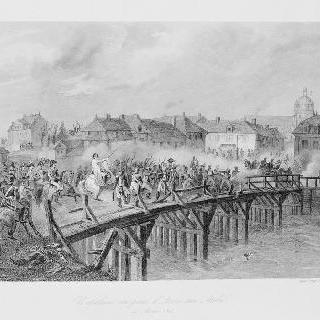 오브 강 아르시스 다리 전투의 나폴레옹, 1814년 3월 20일