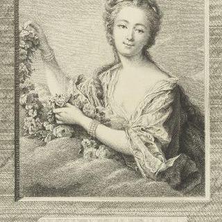 잔 베퀴 (1743-1793), 플로르의 바리 백작 부인