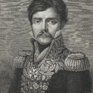 피에르-프랑수아-앙투안, 위베 남작 장군 (1775-1832)