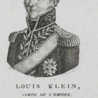 루이 클랭 (1761-1845), 백작-장군