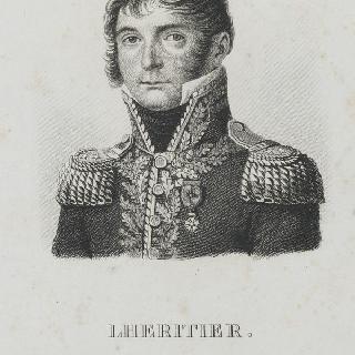 사무엘-프랑수아, 레헤리티에 남작 장군 (1772-1829)