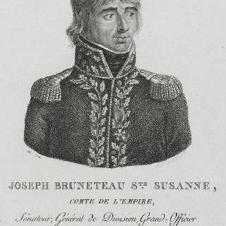 조셉 브뤼네토 (1760-1830), 생트-쉬잔느 백작 장군