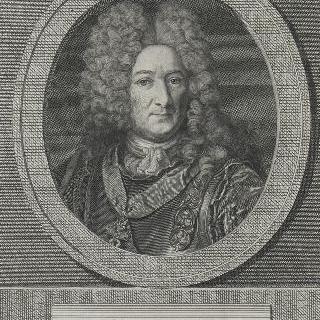 아드리앙-모리스, 노아이유 공작-원수 (1678-1767)