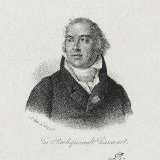 프랑수아-알렉상드르-프레데릭, 로슈푸코-리앙쿠르 공작 (1747-1827)