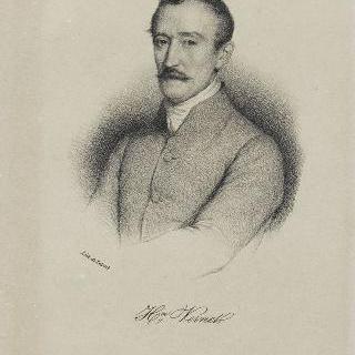 오라스 베르네 (1789-1863), 화가