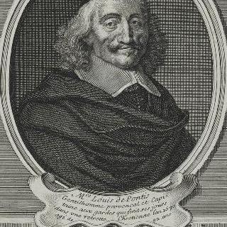 루이 드 퐁티스 (1578-1670), 포르-루아얄 (장세니즘의 본거지)의 은자