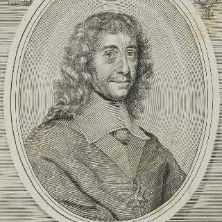 루이 드 부르봉-방돔, 방돔과 메르퀘르의 다섯 번째 공작 (1612-1669)
