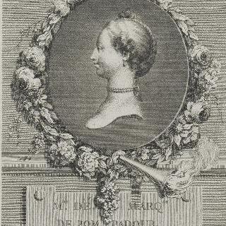 잔-앙투아네트 푸아송, 퐁파두르 후작 부인 (1721-1764)