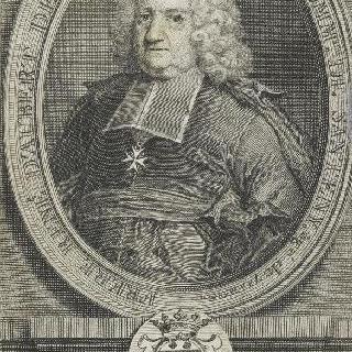 르네 오베르 도붸프 (1635-1735), 베르토 사제, 말트 수도회 사학자