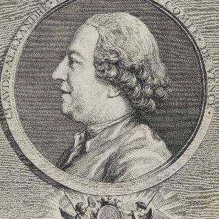 클로드-알렉상드르 드 빌눼브 (1702-), 방스 백작