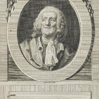 알렉시스 피롱 (1689-1775), 1753년 프랑스 한림원으로 선출됨, 작가