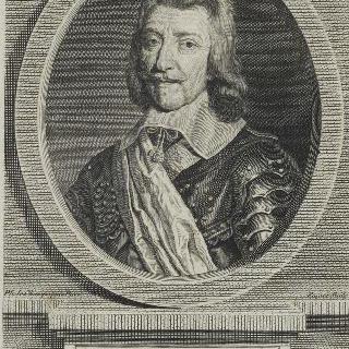 샤를, 발루아 서자, 오베르뉴 백작, 앙굴렘 공작 (1573-1650)