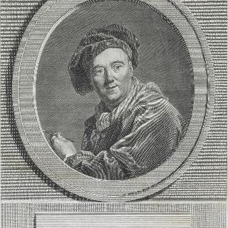 샤를-앙드레 (1705-1765), 일명 샤를 반 루, 화가