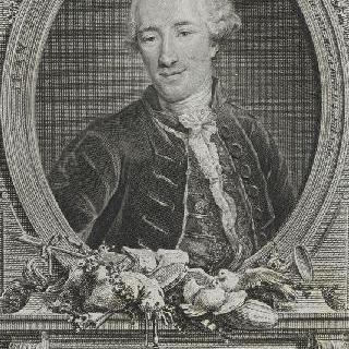 장-조셉 바드 (1720-1757), 가요 작가, 극작가