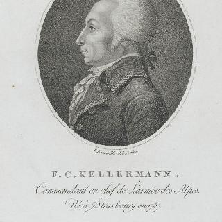 프랑수아-크리스토프 켈레르만, 발미 공작 원수 (1735-1820)