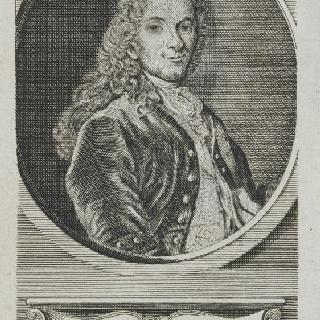 볼테르 (1694-1778) - 1718년 모습