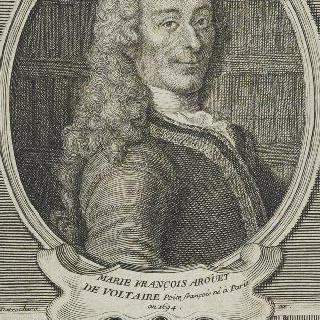 볼테르 (1694-1778) - 1736년 모습