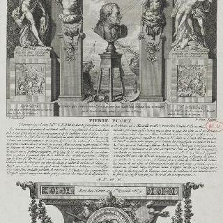 피에르 퓌제 (1620-1694), 조각가