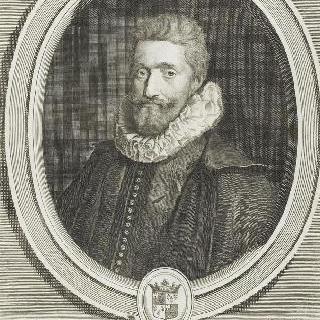 폴 펠리포 (1569-1621), 퐁샤트랭 영주, 1610년 서기장