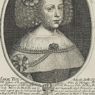 마리-테레즈, 프랑스 왕비 (1638-1683)