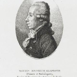 마르탱-앙리 클라프로 (1743-1817)