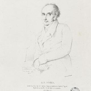 장-밥티스트 르페르 (1761-1844), 건축가