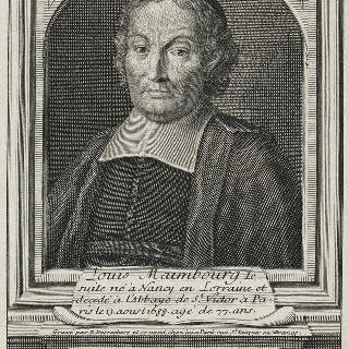 루이 맹부르그 (1610-1686), 예수회파, 가톨릭 역사학자